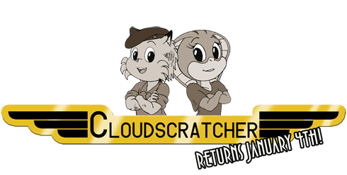 Cloudscratcher Logo